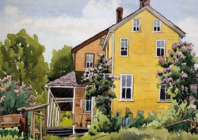 7-Packers-Farmhouse-11x14-Watercolour-1951-400x284