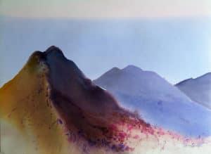 Arkaroola-Hills-Australia-17-22-x-30-Watercolour-1988-300x219