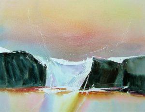 Black-gates-22x28-watercolour-2008-300x232