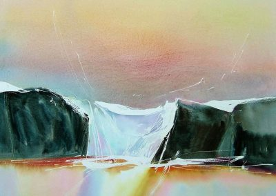 Black-gates-22x28-watercolour-2008-400x284