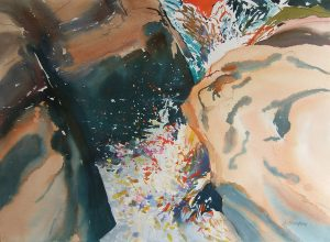 Canyon-Colorado-American-Southwest-10-22x30-Watercolour-1991-300x220