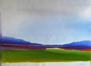 Foothills-10-22x30-Watercolour-1990-300x218