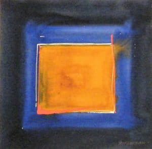Four-Squares-1-12x12-Watercolour-1995-300x294