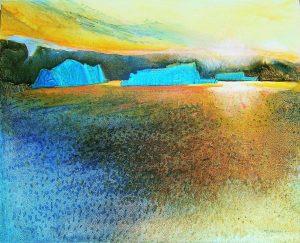 High-Arctic-series-07-Icebergs-Morning-Light-48x60-300x243