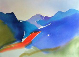 Jasper-Alberta-18-22x30-Watercolour-1990-300x219