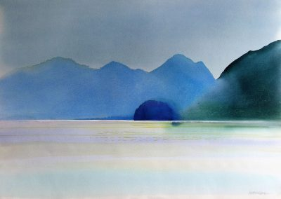 Jervis-Inlet-B.C.-3-22x30-Watercolour-1986-400x284