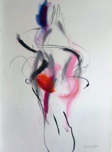 Lovers-4-22x30-Pastel-1994-221x300