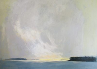 Morning-Mist-Lake-Muskoka-36x48-Acrylic-on-Canvas-2012-400x284