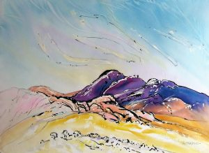 Namibia-Africa-3-22x30-Watercolour-Ink-1992--300x219