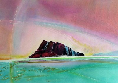 Solitary-Isle-1-Lancaster-Sound-22-x-30-Watercolour-2000-400x284