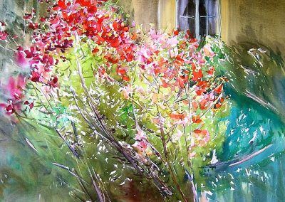The-Secret-Garden-Charleston-Farmhouse-6-50x44.5-watercolour-400x284