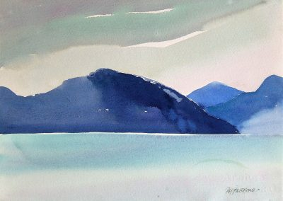 West-Coast-B.C.-3-11x15-Watercolour-1986-400x284