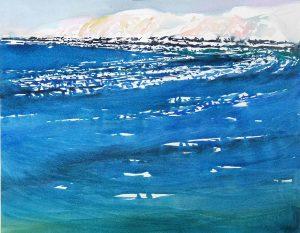 Wind-Driven-Sea-Ice-22x28-watercolour-2009-300x233