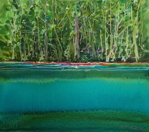 Over-the-Bay-in-Emerald-Watercolour-11-x-13-300x265