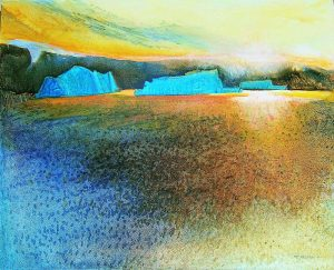 High-Arctic-series-07-Icebergs-Morning-Light-48x60-1-300x243