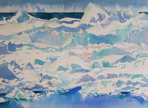 Arctic-Summer-Ice-2-22-x-30-Watercolour-1999-300x218