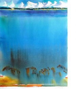Bylot-Variations-40-30x22-Watercolour-1999-H-258x300
